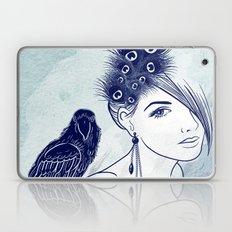 Parrot Girl Laptop & iPad Skin