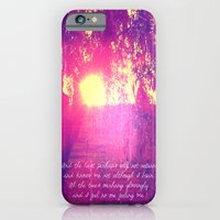 Rilke- Women's Lament iPhone 6 Slim Case