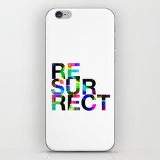 Resurrect. Romans 6:5 iPhone & iPod Skin