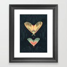 Moth Wings I Framed Art Print