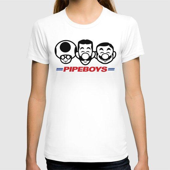 Pipe Boys T-shirt