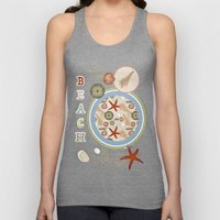 Beach Treasures Unisex Tank Top