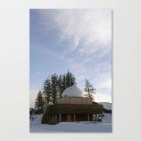 Scottish Dark Sky Observ… Canvas Print