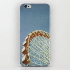 At the Pier iPhone & iPod Skin