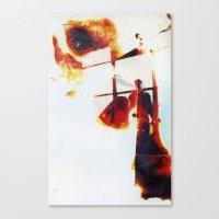 Intruder #1 Canvas Print