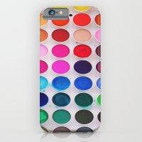 Let's Make Art 2 iPhone 6 Slim Case