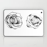Two Roses For My Friends Laptop & iPad Skin