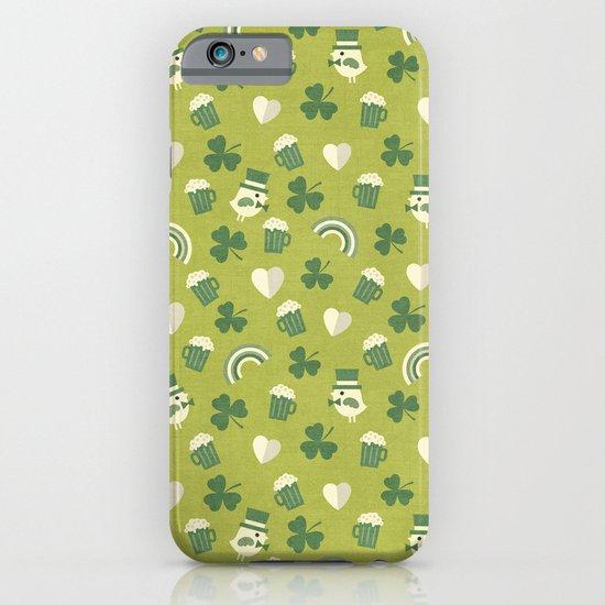 TOP O' THE MORNIN' iPhone & iPod Case