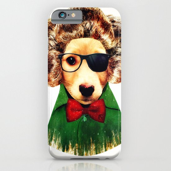 Dog ( Ben) iPhone & iPod Case