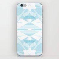 Dancing Water iPhone & iPod Skin