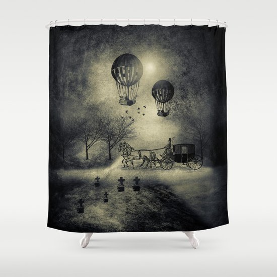 Chapter I Shower Curtain