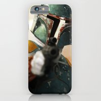 iPhone & iPod Case featuring Boba by Yvan Quinet