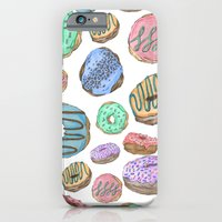 Mmm, Donuts iPhone 6 Slim Case