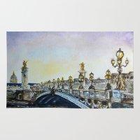 Pont Alexandre III Rug