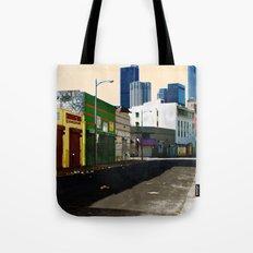Urban Brutality  Tote Bag
