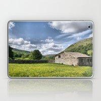 Muker Meadows I Laptop & iPad Skin