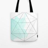 Platonic Water Tote Bag