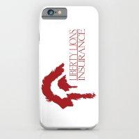 Liberty Lions Insurance iPhone 6 Slim Case