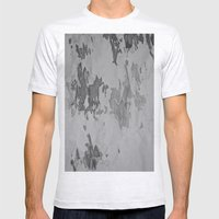 My Ink op 5 Mens Fitted Tee Ash Grey SMALL