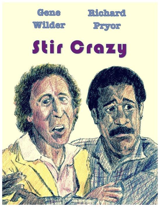 Stir Crazy Art Print