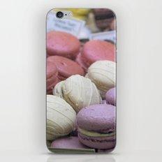 macaroons iPhone & iPod Skin