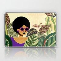 Bayou Girl IV Laptop & iPad Skin