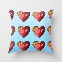 Royal Love  Throw Pillow