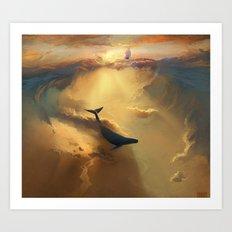 Infinite Dreams Art Print