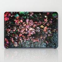 Red Leaf iPad Case