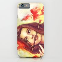 Butterfly Shout iPhone 6 Slim Case
