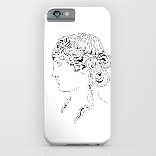 roman head iPhone & iPod Case