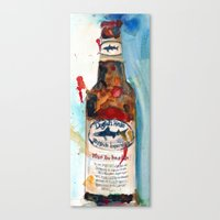 Dogfish Head Brewery - 90 Minute IPA  Canvas Print