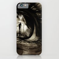 iPhone & iPod Case featuring When The Rain Comes by Isaiah K. Stephens