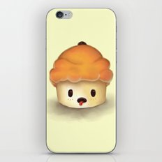 Carrot Cupcake iPhone & iPod Skin