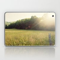 Morning In Cades Cove Laptop & iPad Skin