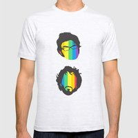Flight of the Conchords Mens Fitted Tee Ash Grey SMALL