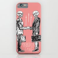TROUBLE SHAKE iPhone 6 Slim Case