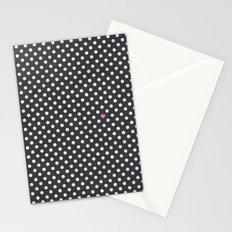 Polka Dots Walls Stationery Cards