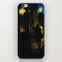 Dark Hour iPhone & iPod Skin