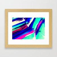 Mezmerize Framed Art Print