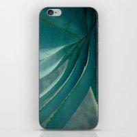 Blue Agave iPhone & iPod Skin