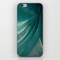 Blue Agave iPhone & iPod Skin