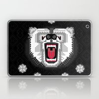 Polar Bear Geometric Laptop & iPad Skin