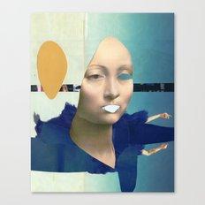 187 Canvas Print