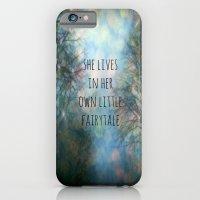 Her Own Fairytale iPhone 6 Slim Case