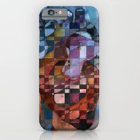iPhone & iPod Case featuring Total Eclipse by S.G. DeCarlo