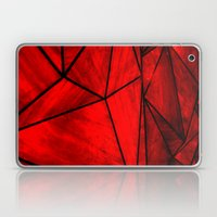 Modern Abstract Triangle Pattern Laptop & iPad Skin