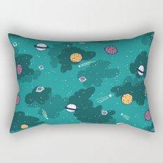 Deep Space Pattern Rectangular Pillow