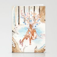 On The Nature Of Spirits… Stationery Cards