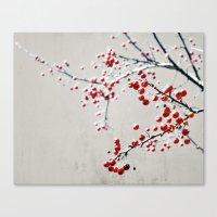 Red Magic Canvas Print